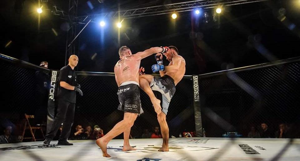 MMA Treniruotės klaipedoje