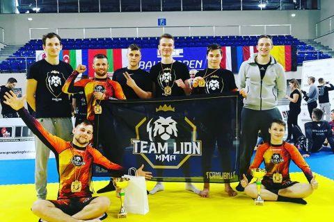 Mišrūs kovos menai – MMA Klaipėda